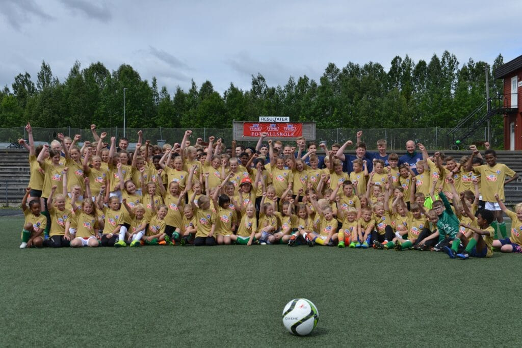 Grue Tine Fotballskole