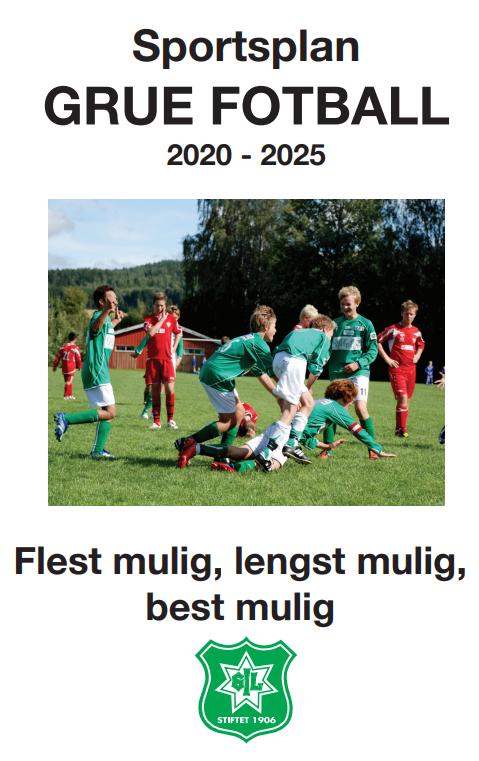 Sportsplan Grue IL Fotball